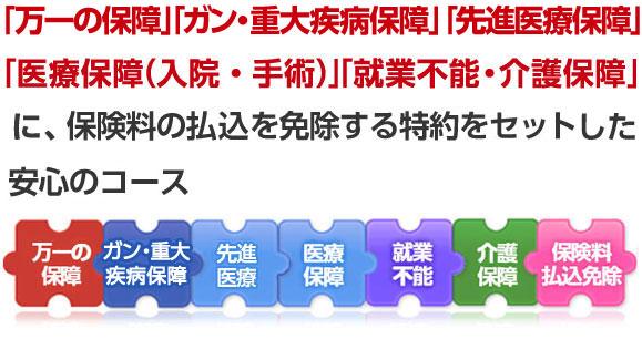 保険組曲Best 総合保障コース | ...